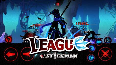 league  stickman warriors  apk  android