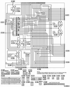 2003 Mitsubishi Lancer E Fuse Box Diagram