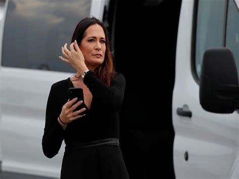 First lady's chief of staff Stephanie Grisham resigns ...