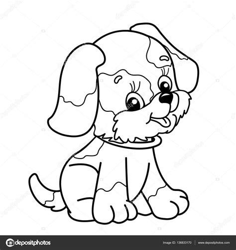 Domme Hond Kleurplaat by Hond Kleurplaten Fris Kleurplaat Hond Afb 9873
