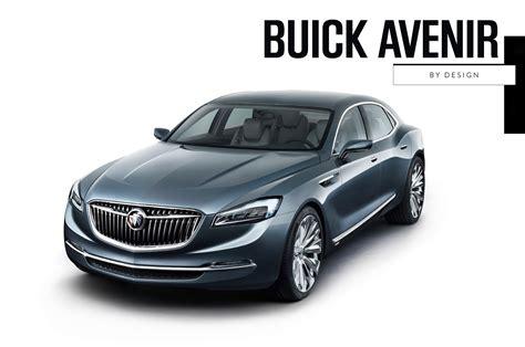 buick avenir concept car pictures