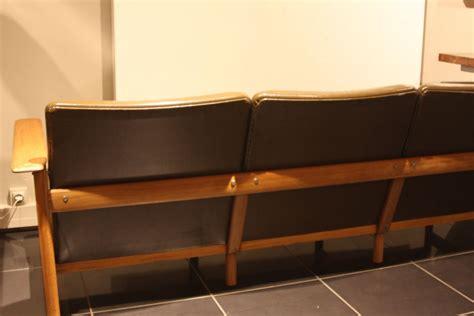 canapes steiner canapé 3 places signé steiner des ées 60 39galerie s