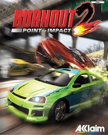 burnout  point  impact vikipediya
