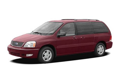 Ford Minivan by 2007 Ford Freestar Specs Safety Rating Mpg Carsdirect