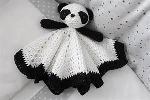 Manta De Apego De Crochet