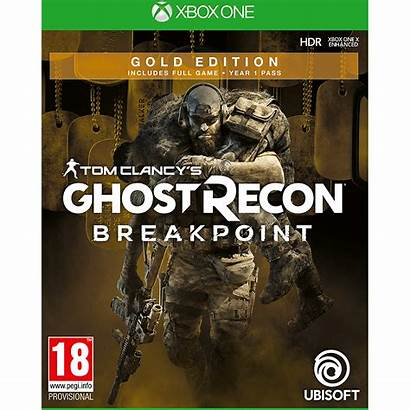 Ghost Recon Breakpoint Gold Edition Xbox