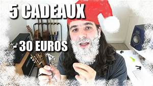 Idée Cadeau Moins De 5 Euros : 5 id es cadeau moins de 30 euros pour guitariste power ~ Melissatoandfro.com Idées de Décoration