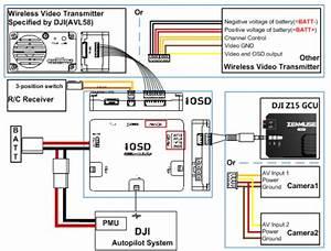 Dji Naza Zenmuse Wiring Diagram