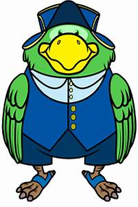 Cartoon Characters: Pip Ahoy  Cartoon