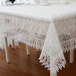 lace tablecloths for weddings z287 lace tablecloth white rectangular floral gift pink wedding fabric ebay