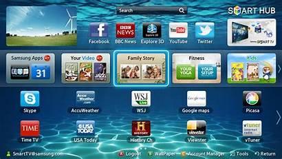 Smart Samsung Tv Hub App Ui Install