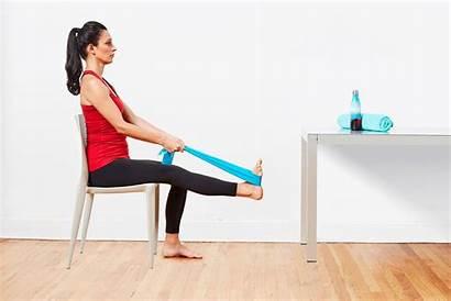 Exercises Tibialis Drop Foot Anterior Band Strengthening