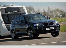 BMW X3 Tow Car Awards