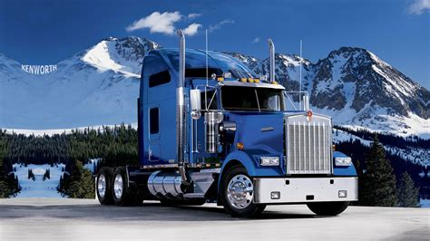 paper truck kenworth kenworth computer wallpapers desktop backgrounds