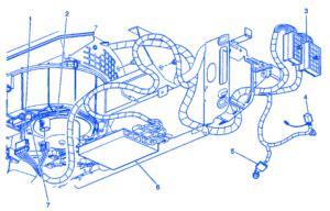 Oldsmobile Alero Electrical Circuit Wiring Diagram