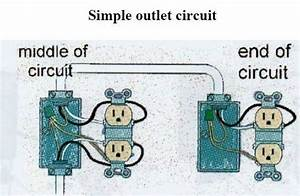 Simple Outlet Circuit