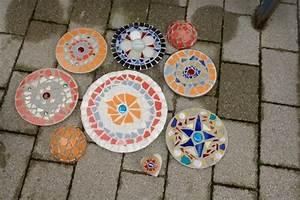 Mosaik Selbst Gestalten : gartenbastelei und deko 2010 seite 9 deko kreatives ~ Articles-book.com Haus und Dekorationen