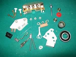 Delco Alternator Repair Kit 100 Amp 10si Hi Performance