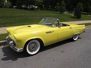1955 Ford Thunderbird | 1955 Ford Thunderbird Convertible For Sale To Purchase or Buy | Flemings ...