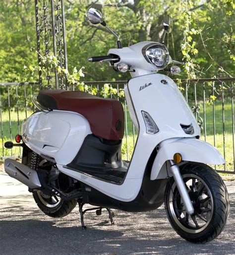 Kymco Like 150i Wallpapers by Scooters Reviews Specs Prices Photos And Top Speed