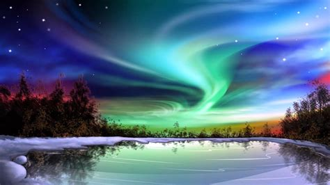 where are the northern lights located the northern lights mariah0407
