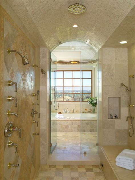 master bathroom renovation ideas shower enclosures hgtv