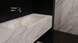 Marbre Salle De Bain : marbre salle de bains quel choix atre et loisirs vous ~ Dailycaller-alerts.com Idées de Décoration