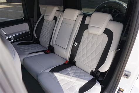 Folding the second row increases maximum amg trail package (amg g 63 only): Used 2020 Mercedes-Benz G-Class AMG G 63 For Sale ($219,900) | Tactical Fleet Stock #TF1445