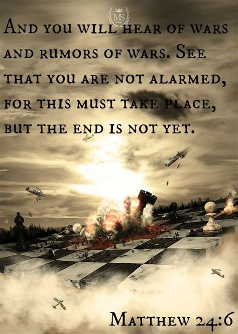 End Of Days Quotes Bible