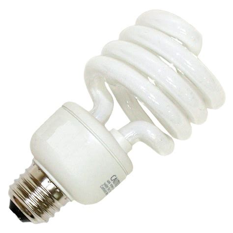 coil light bulbs sylvania 26359 cf23el spiral 850 twist medium base