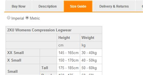 xu compression clothing guide wiggle guides