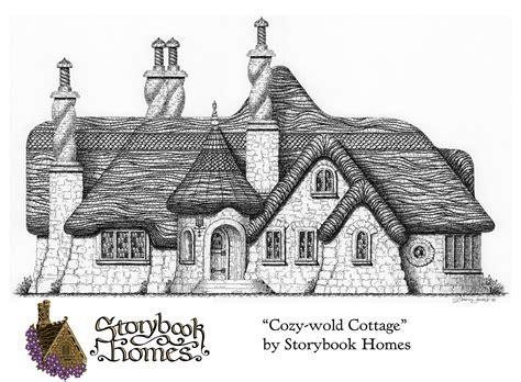 story cottage design  storybook homes  cottage