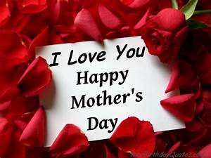 Mother's Day | YourBirthdayQuotes.com