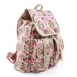 Girl Backpacks Book Bag
