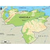 Map of Venezuela and Venezuela Details Maps...