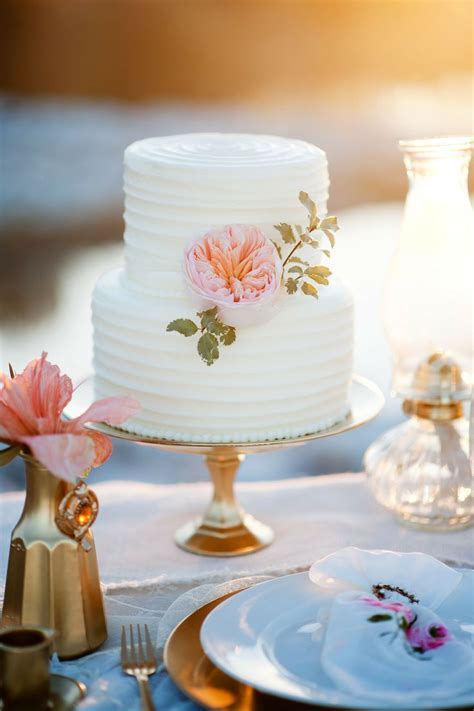 buttercream wedding cake ideas frosting