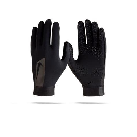 nike handschuhe winter nike hyperwarmacademy feldspieler handschuhe 011 in schwar