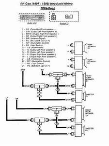 1992 Nissan Pathfinder Wiring Diagram