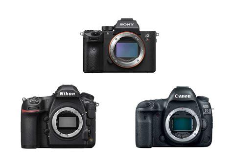 Canon 5d 3 Best Price Sony A7r Iii Vs Nikon D850 Vs Canon 5d Iv Specs