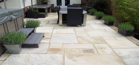 Sample Laid Patio Using Our Quality