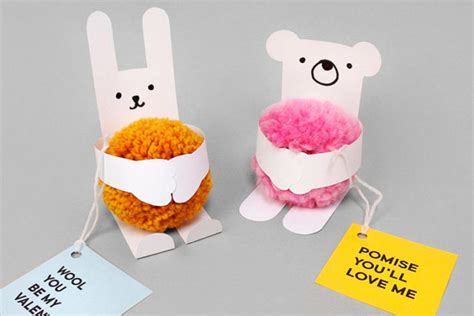 Easy Valentine's Day Crafts For Kids To Make