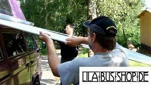 Vw Bus Markise : fiamma f35 markise am vw bus t3 youtube ~ Kayakingforconservation.com Haus und Dekorationen