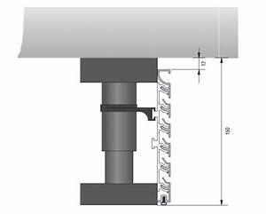 Küche Sockelleiste Eckverbindung : k chen sockelleiste aus aluminium mit inox oberfl che ~ Eleganceandgraceweddings.com Haus und Dekorationen