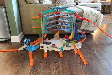 Wheel Garage by Sparking Awesome With Products From Wheels Ourkidsmom