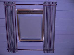 Rideau Pour Velux : faire des double rideaux pour velux ~ Edinachiropracticcenter.com Idées de Décoration