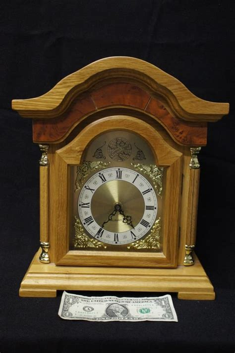 battery operated mantel clocks quartz battery operated mantle clock 4349