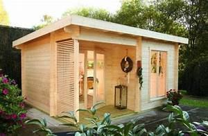 Wochenendhäuser Aus Holz : gartenhaus das absolute multitalent im gr nen ~ Frokenaadalensverden.com Haus und Dekorationen
