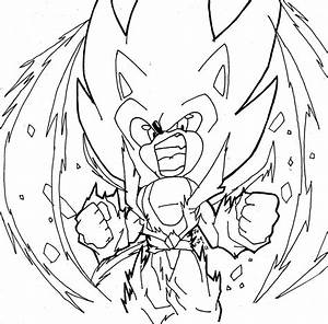 Super Sonic by Rampage625 on DeviantArt