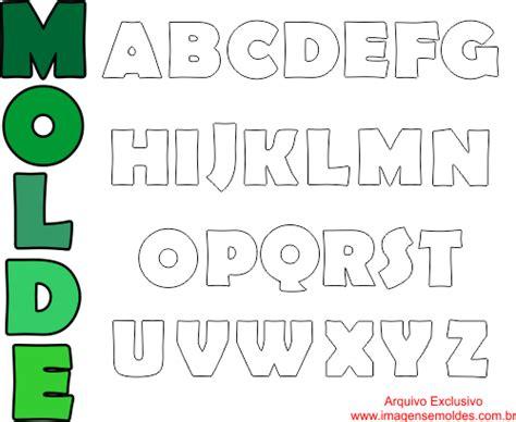 moldes de letras do alfabeto para feltro e v a e artesanatos 2