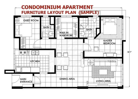 furniture layout plan fabron design interior design
